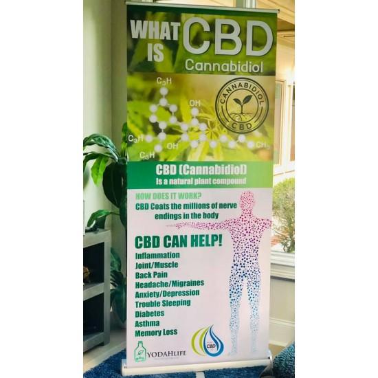 Pharmaceutical Grade CBD Infused Body Balm