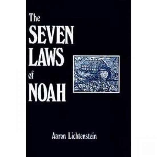 AUTOGRAPHED COPY - Seven Laws of Noah