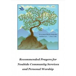 Recommended Prayers for Noahide Community Services and Personal Worship