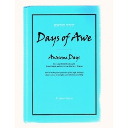 Days of Awe: Awesome Days