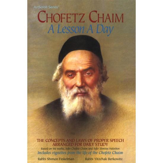 Chofetz Chaim: A Lesson a Day